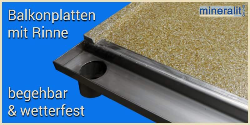 mineralit balkonplattenbelag f r die sanierung. Black Bedroom Furniture Sets. Home Design Ideas