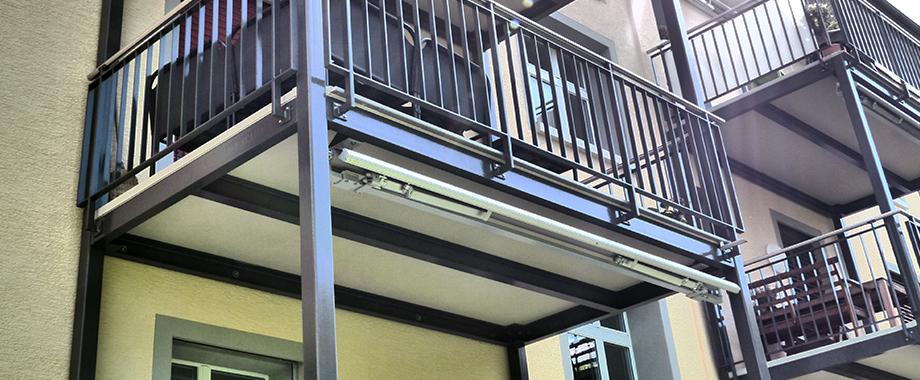 mineralit referenzen balkonplatten treppenstufen. Black Bedroom Furniture Sets. Home Design Ideas